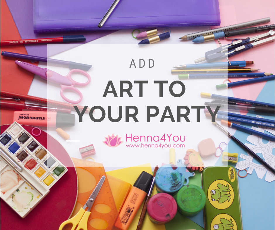 Add Art To Party FB