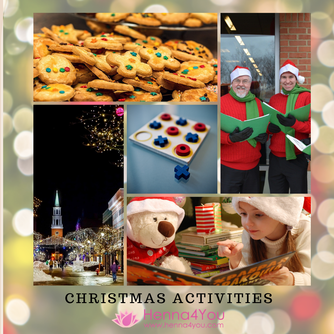 Christmas Activities FB