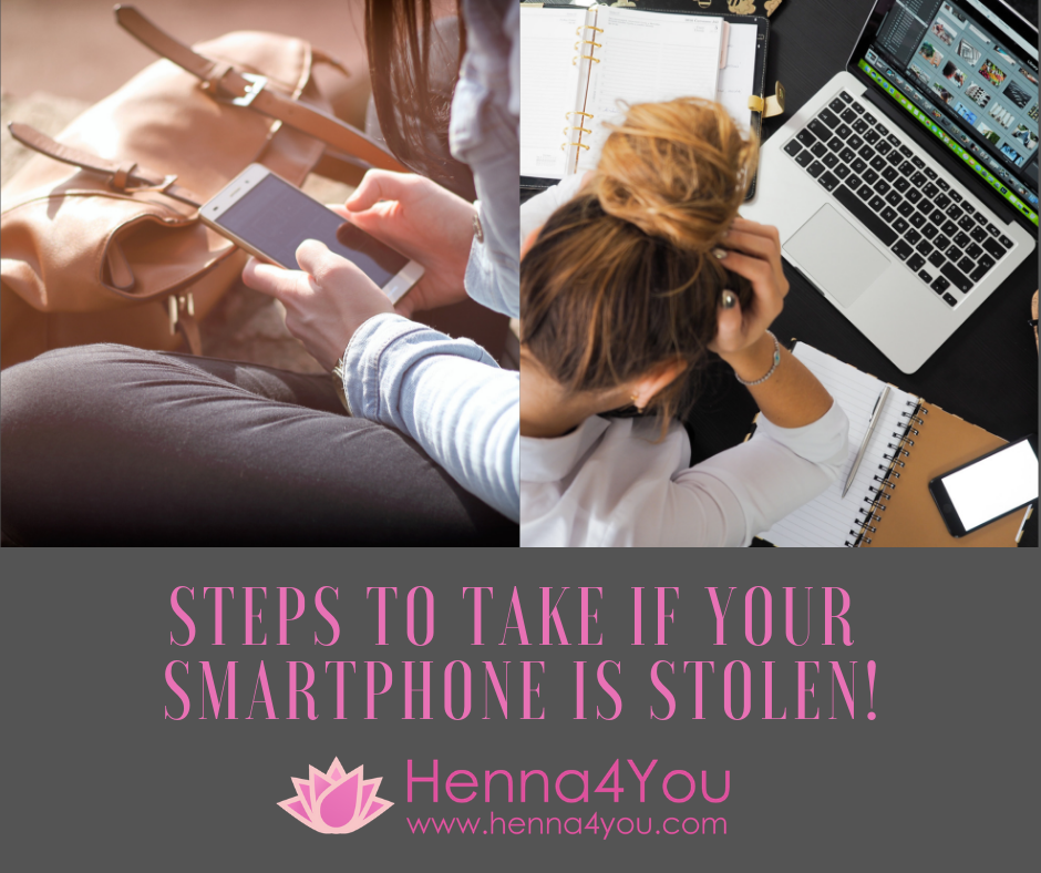 steps to take if your smartphone is stolen FB